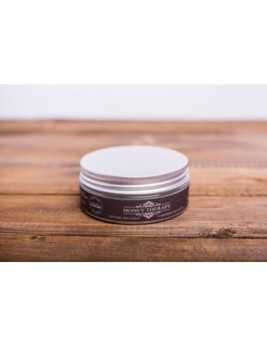 Peeling pentru corp - Honey Therapy, cu aromă de măr verde