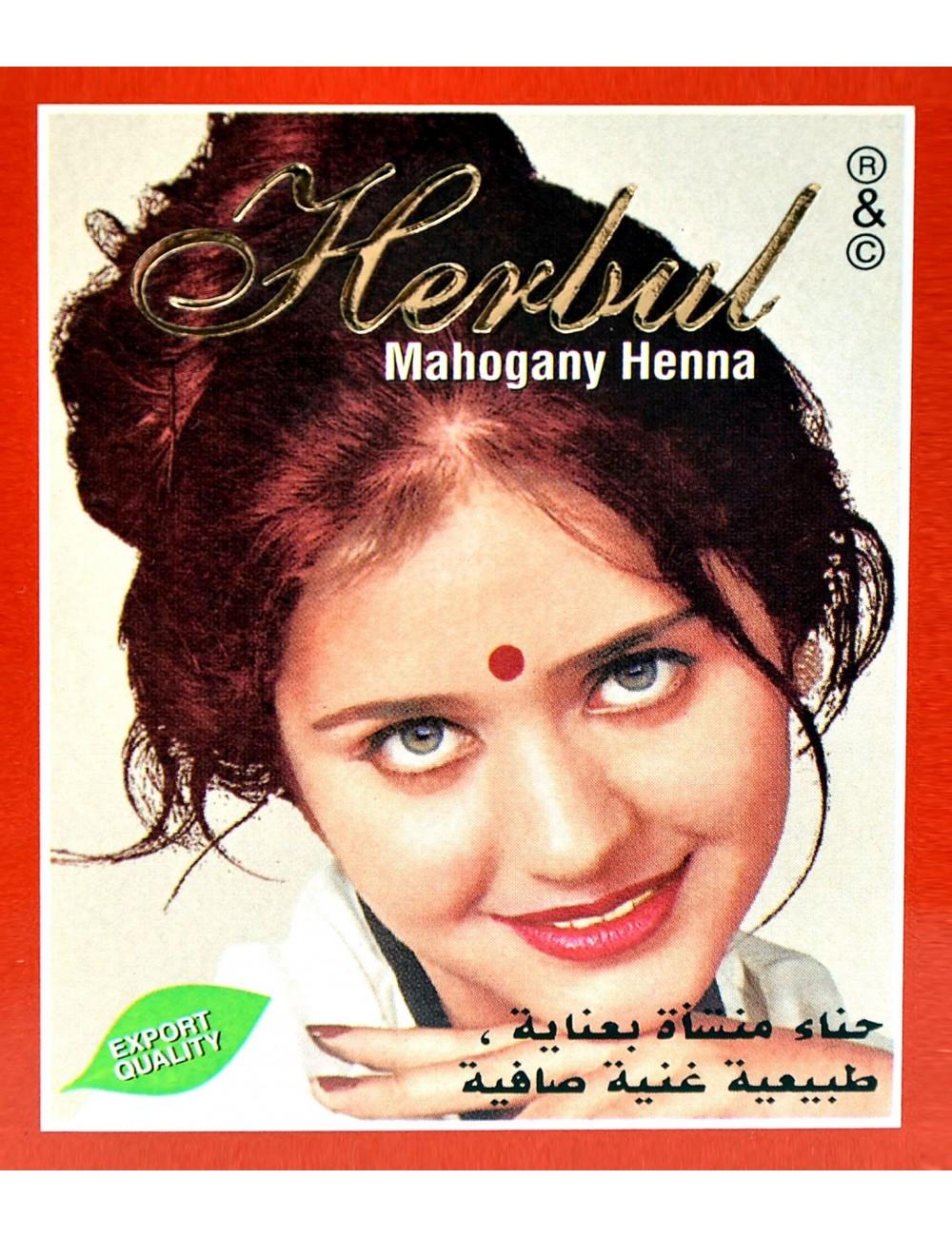 HERBUL HENNA MAHON