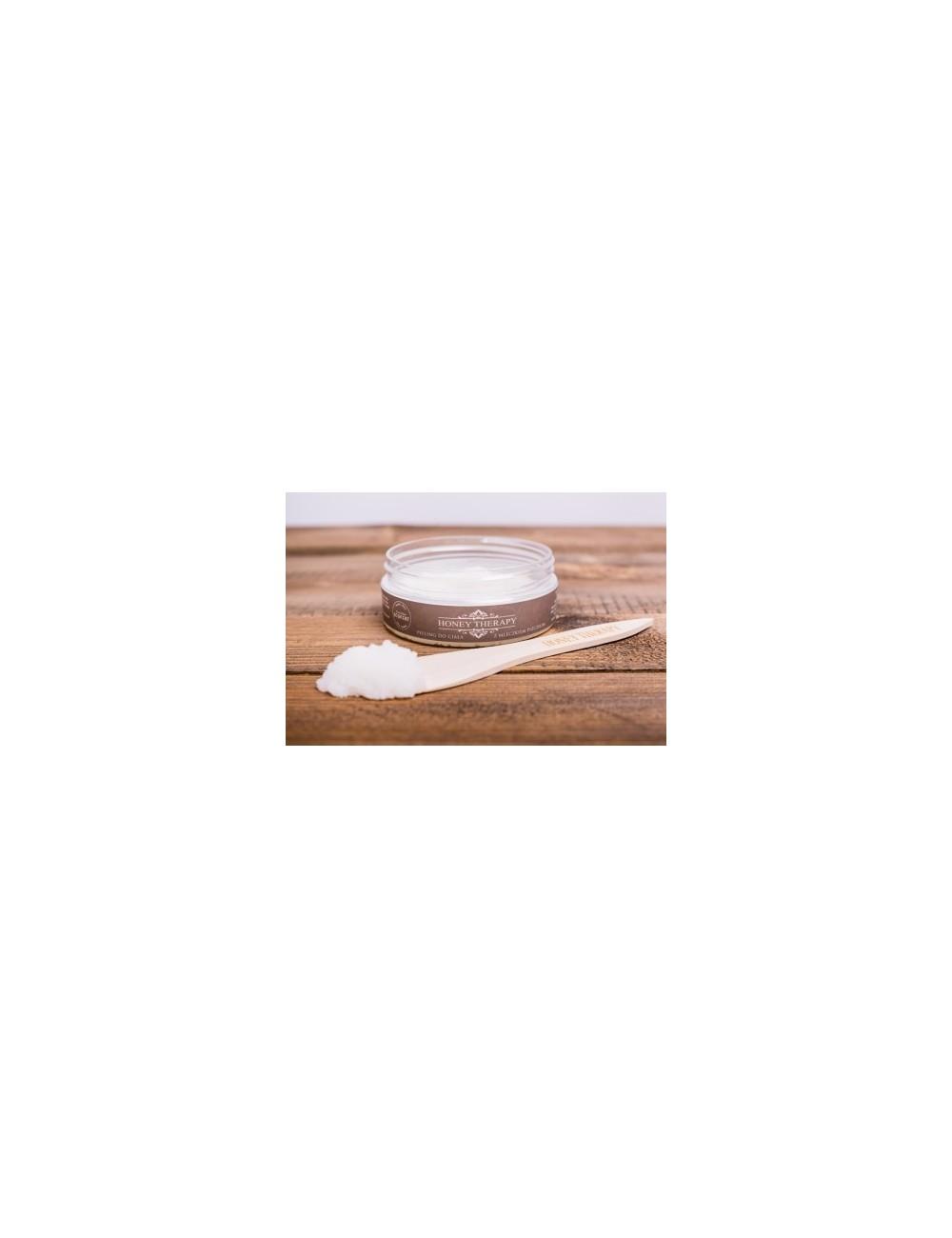 Peeling pentru corp - Honey Therapy, cu aromă de vanilie