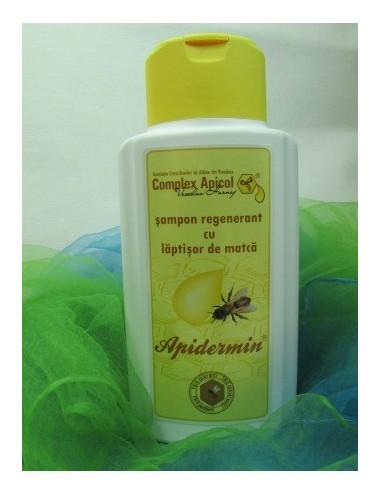 Șampon regenerant cu lăptișor de matcă